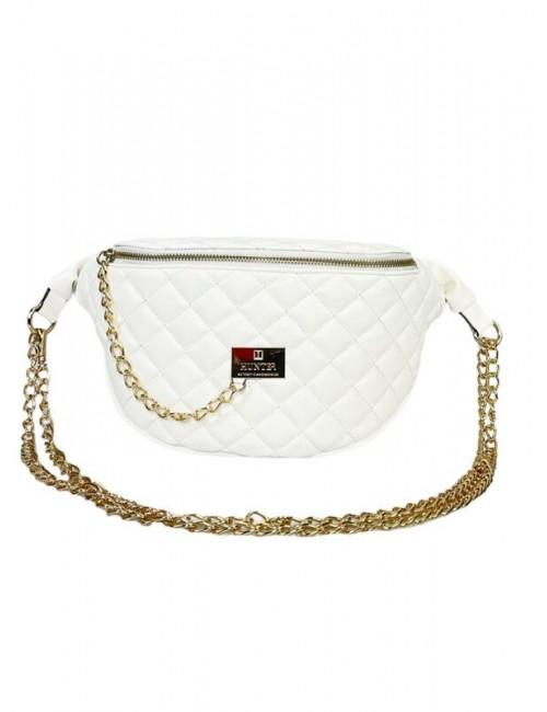 Γυναικεία τσάντα μέσης Ariadne SS21 Λευκό 54002309